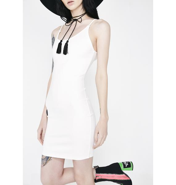 Iced How Sweet Bodycon Dress