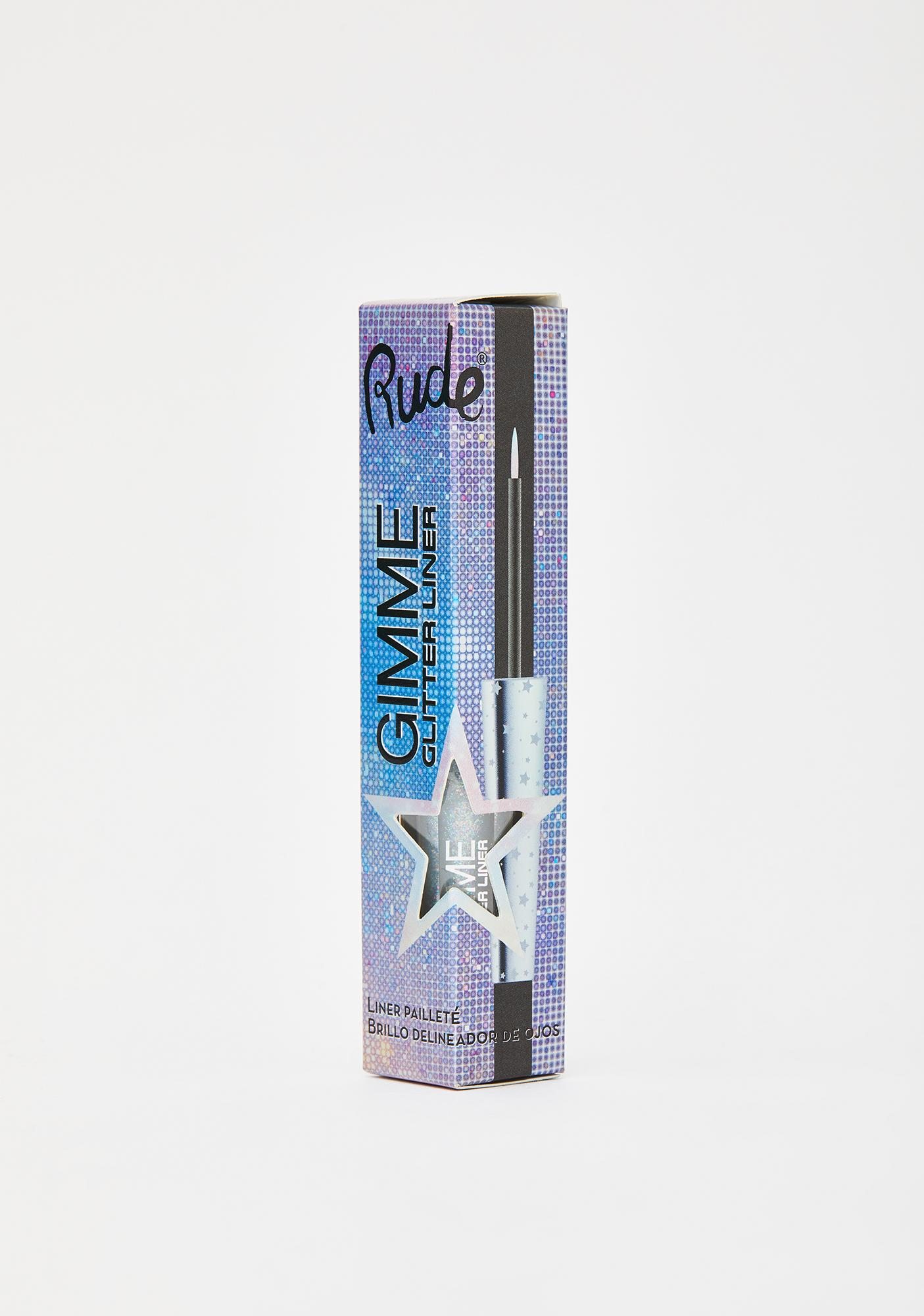 Rude Cosmetics Prism Gimme Glitter Eyeliner