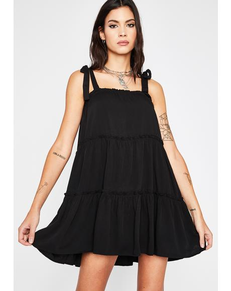 Let's Chill Out Mini Dress