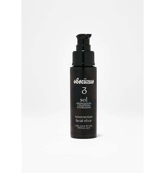 Obscurus Sol Resurrection Facial Elixir- Normal/Combo Skin