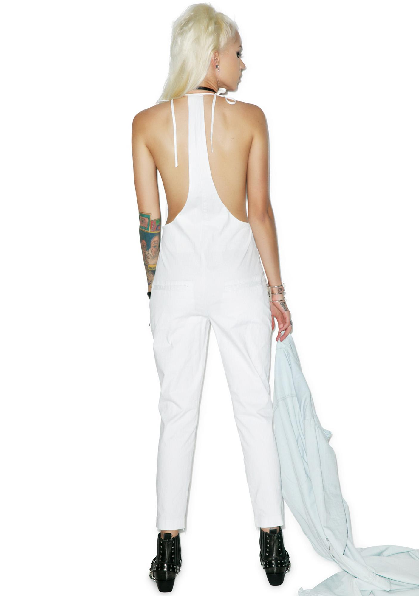One Teaspoon Isle Of Fire Jumpsuit