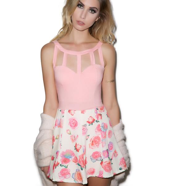 Flower Dance Dress