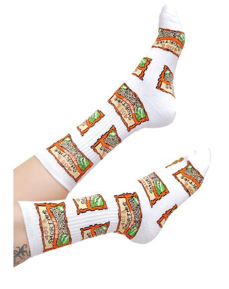 Ramen Socks