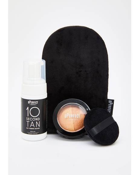 Glow With The Go Tanning Travel Kit