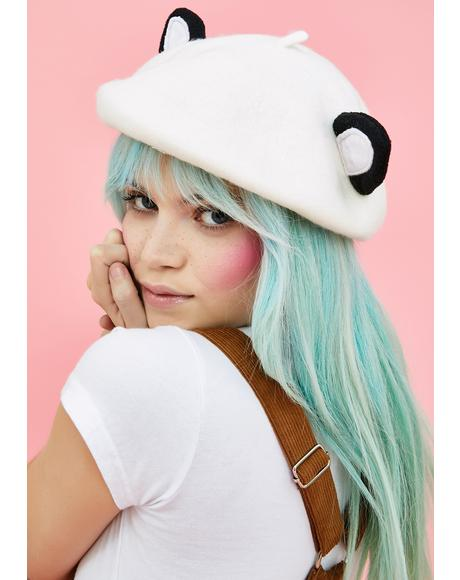 Kute Kitty Beret