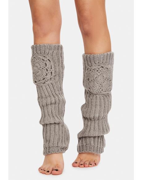 Florensive Knit Leg Warmers
