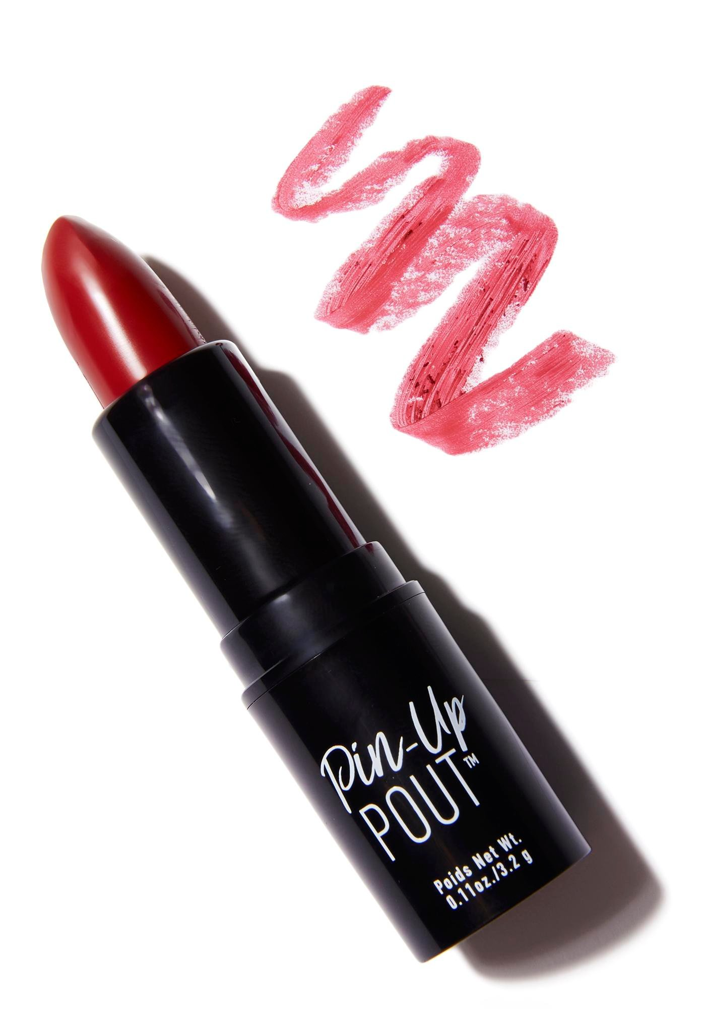 NYX  Red Haute Pin-Up Pout Lipstick