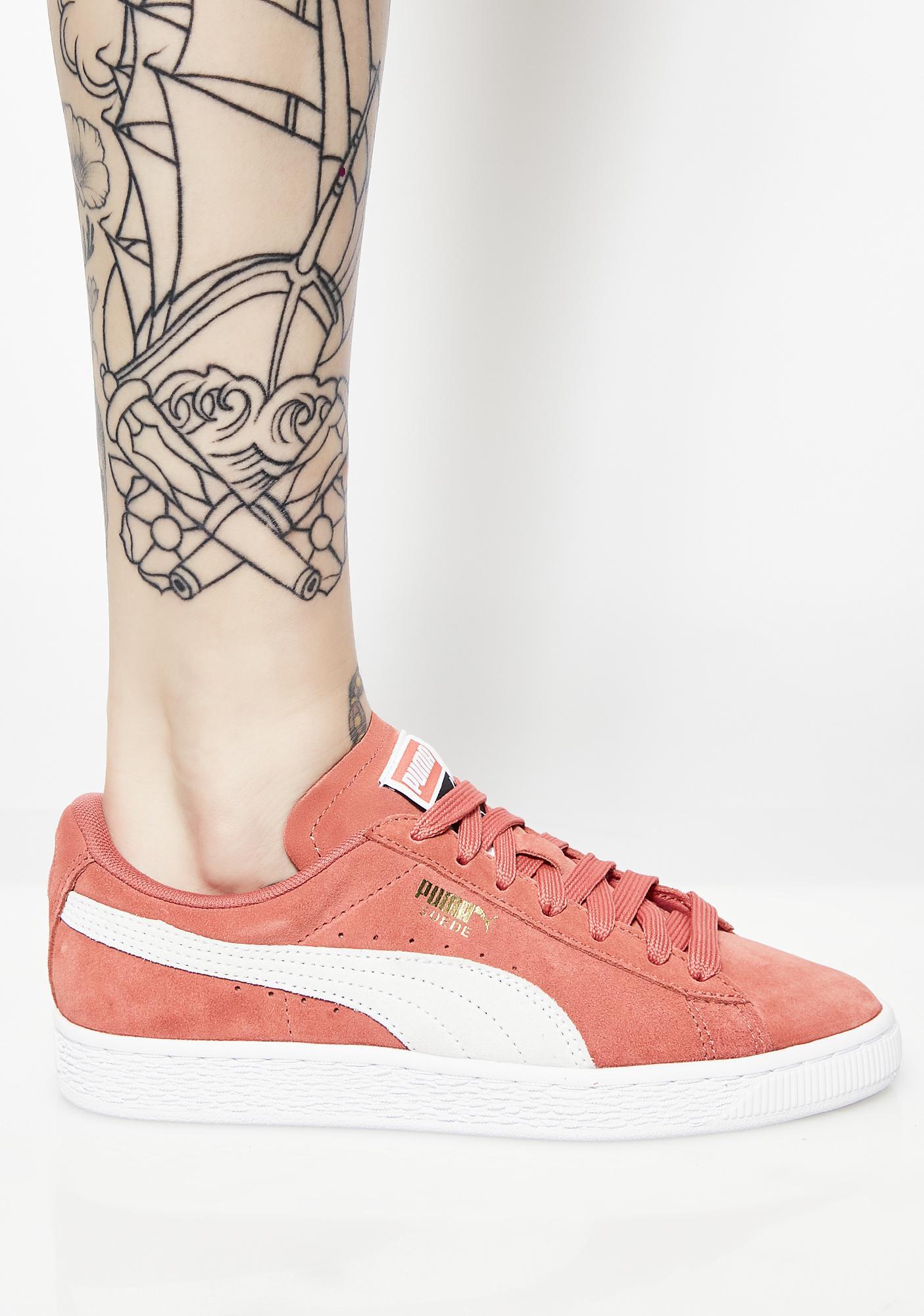 PUMA Coral Platform Kiss Lea Sneakers