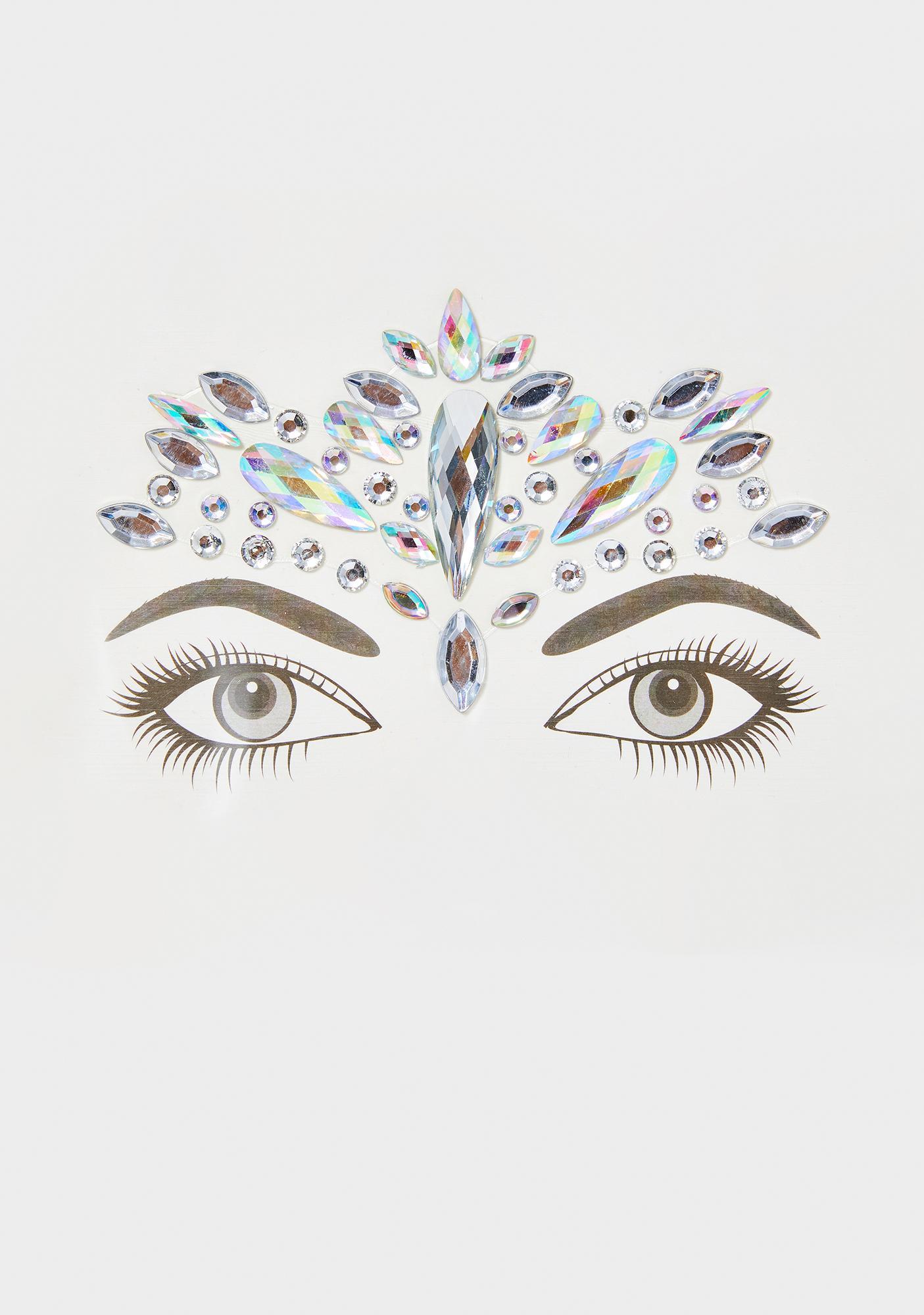 Cosmic Aura Face Gems