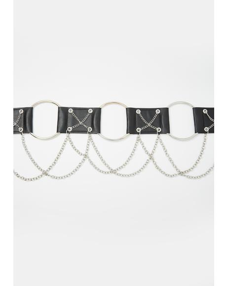Endless Cycle Chain Belt