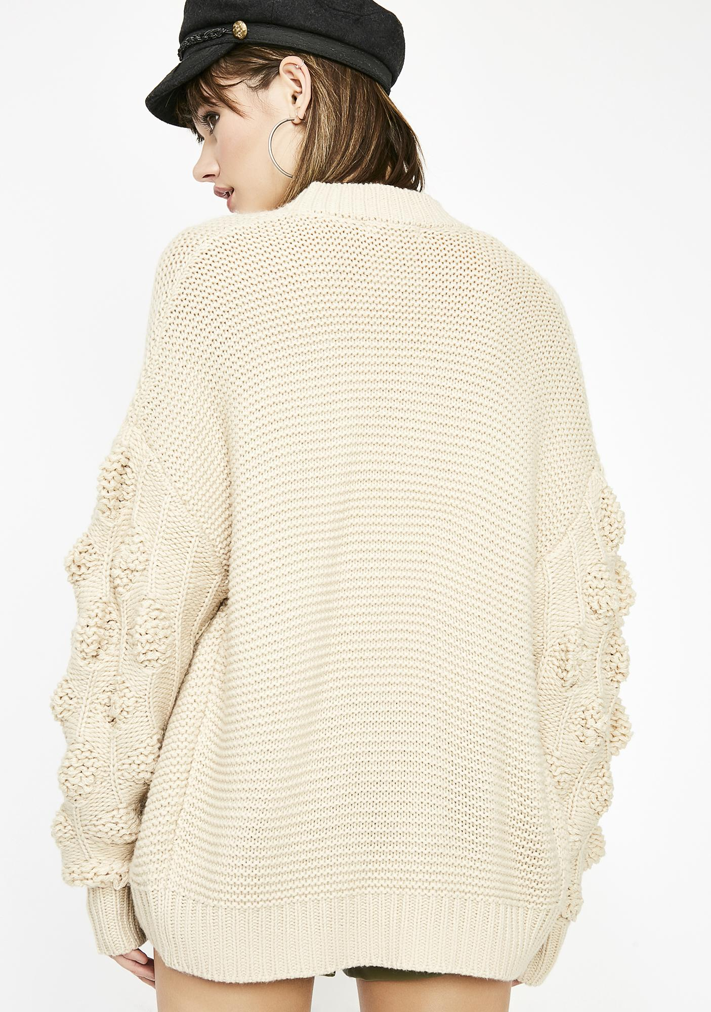 Feel A Way Knit Cardigan