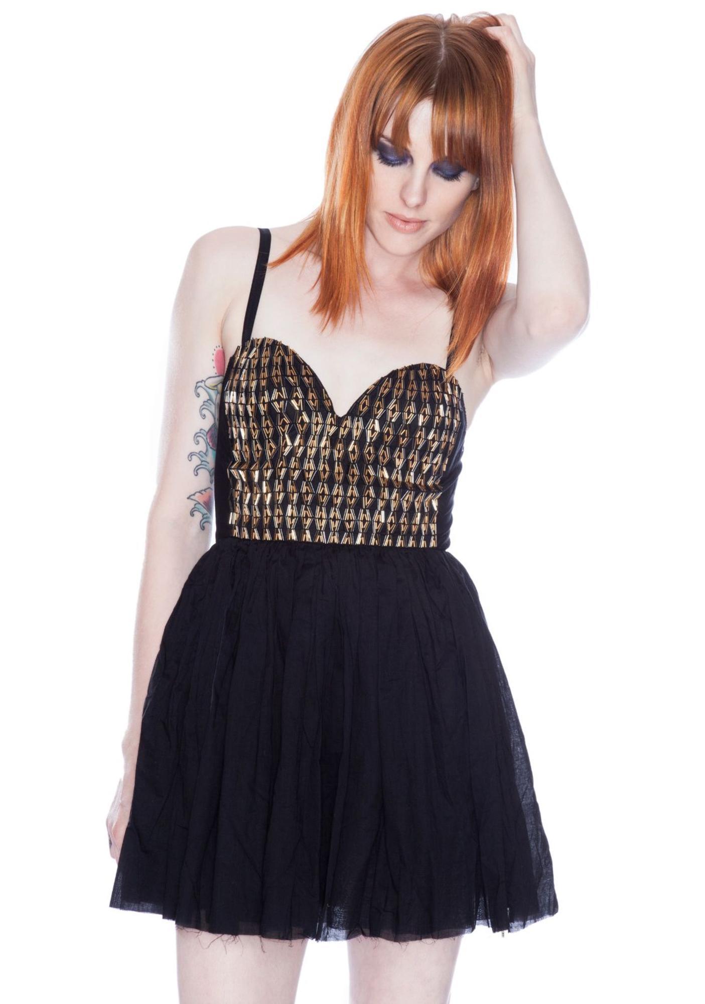 One Teaspoon Vanity Fair Dress
