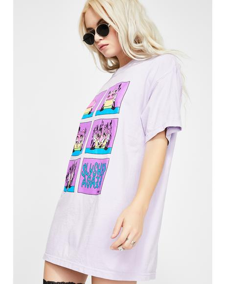Slushed Again Graphic Tee