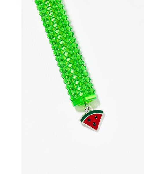 Glossy Pops What's Up Watermelon TGI Fruity