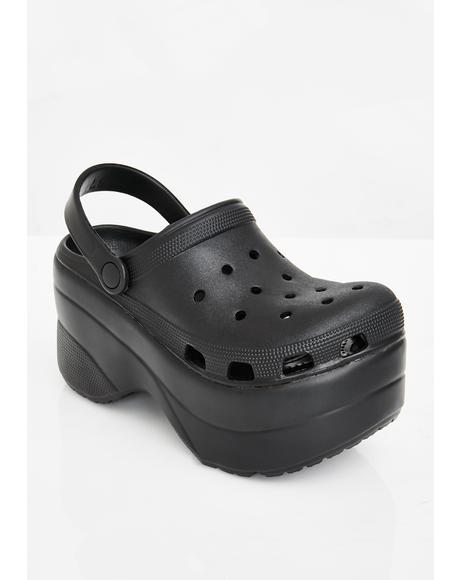 La Croxx Platform Sandals