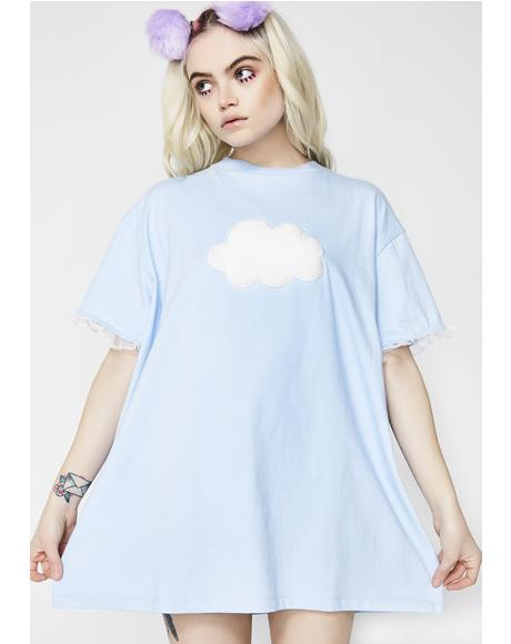 Fluffy Cloud T-Shirt