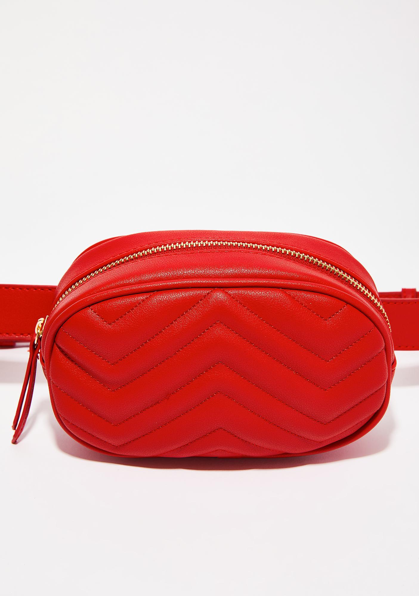 Backstage Pass Belt Bag