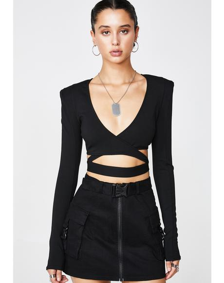 CEO Status Wrap Top