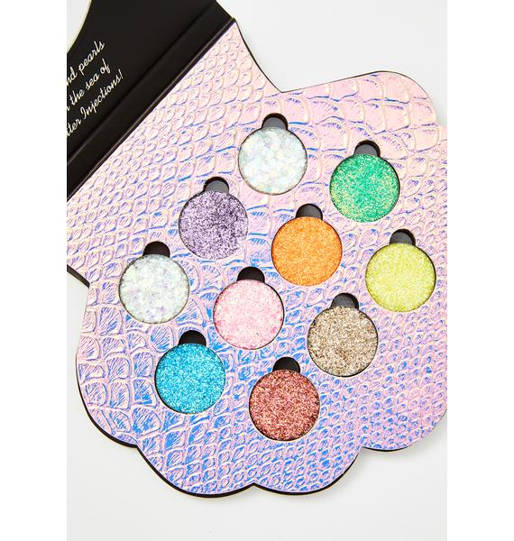 Glitter Injections Call Me On My Shell Phone Palette