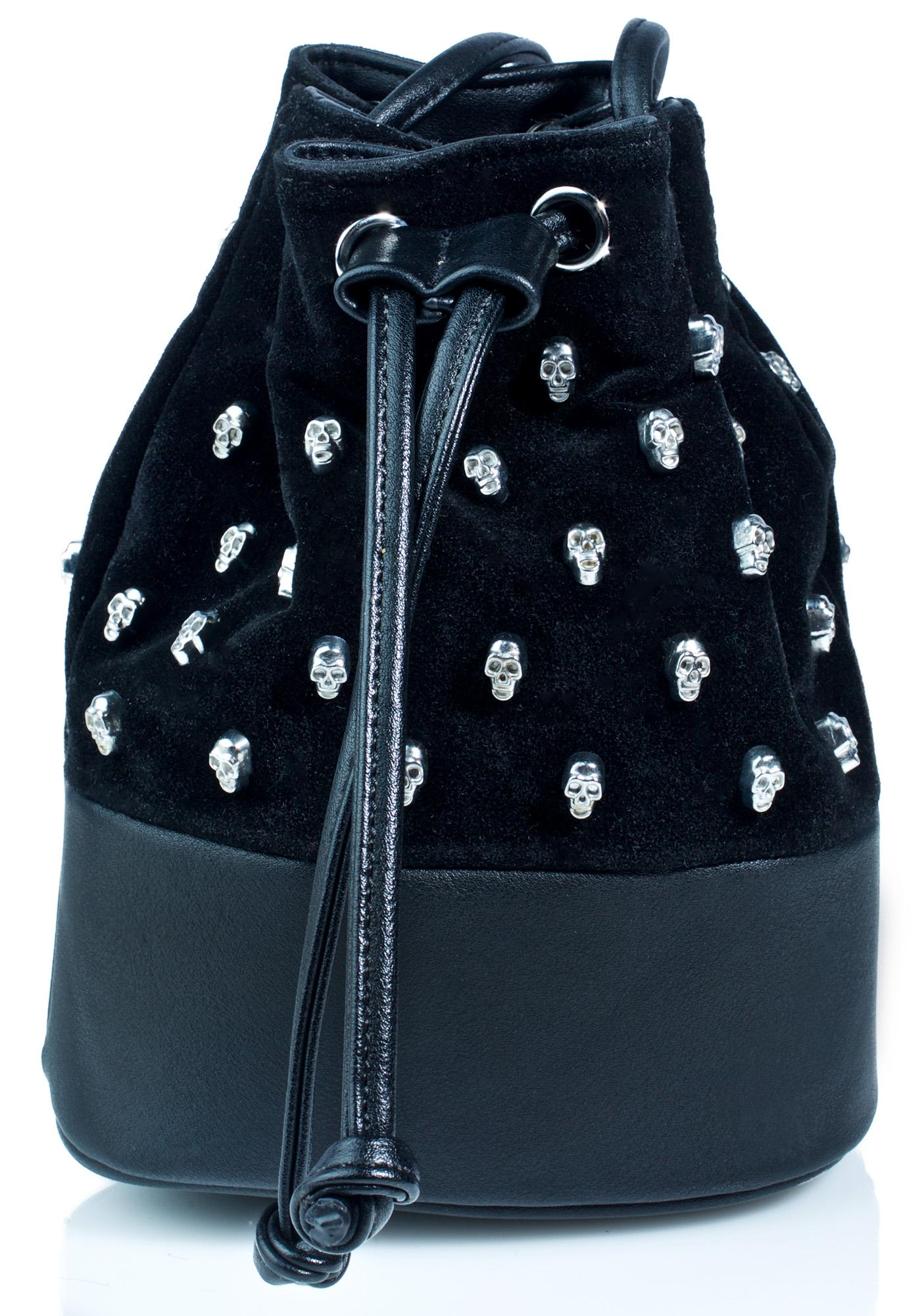 Current Mood Lethal Mini Bucket Bag