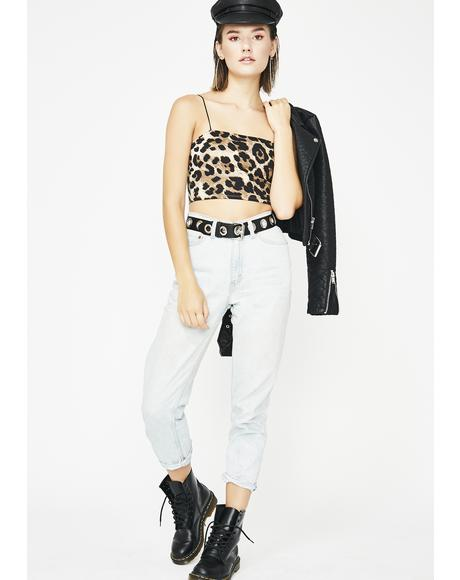 Catz Call Crop Top