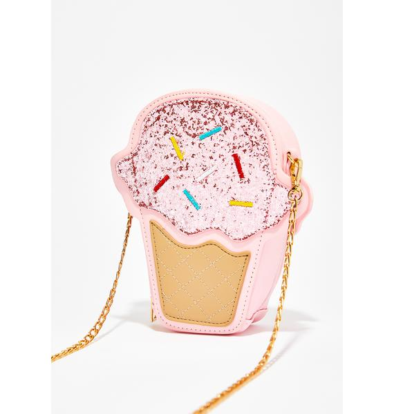 Sprinkles On Top Ice Cream Bag