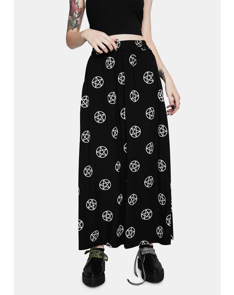 Summoning Midi Skirt