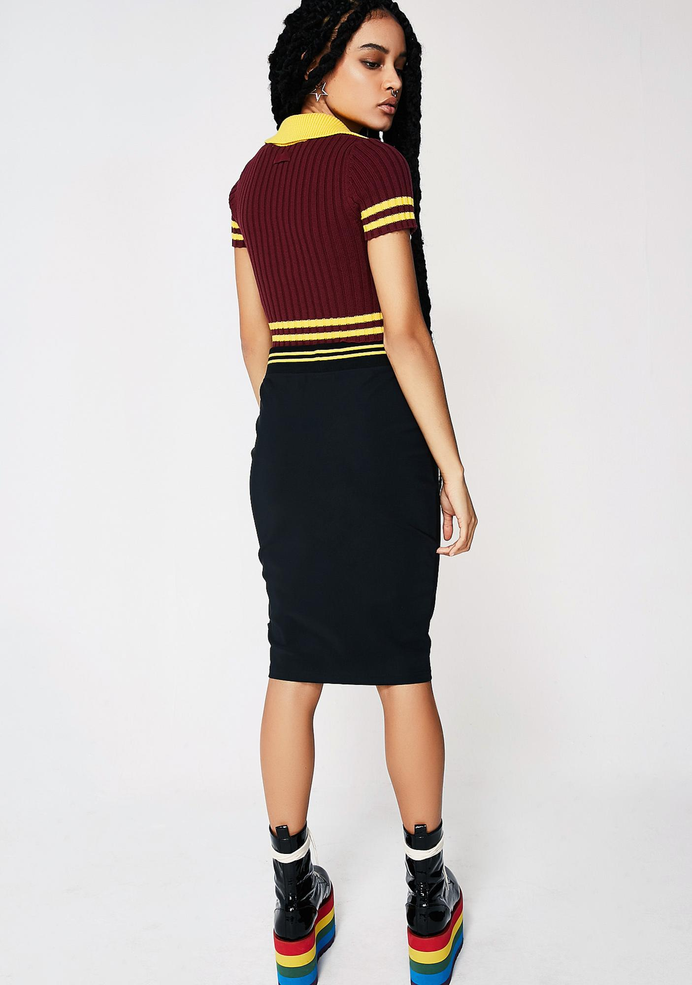 PUMA FENTY PUMA By Rihanna Varsity Pencil Skirt