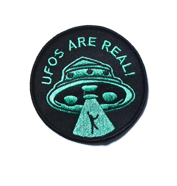UFO's R Real Patch