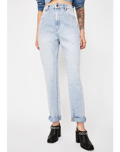 Eva Blue Elle Jeans