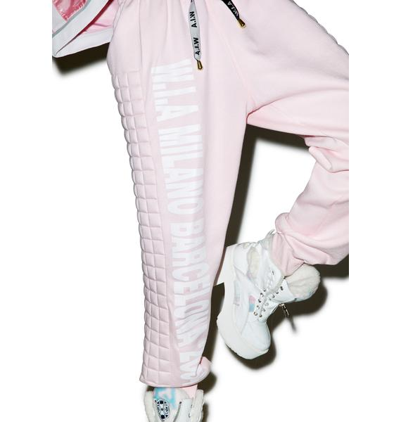 W.I.A Limited Edition Vol. 2 Sweatpants