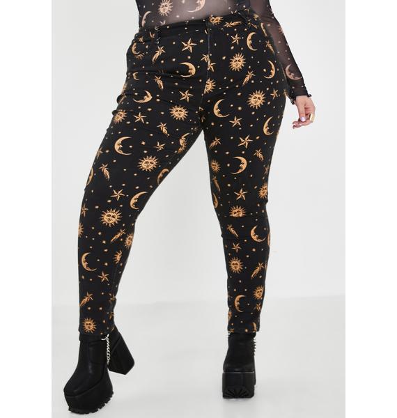 HOROSCOPEZ BB Walk The Moon Denim Jeans