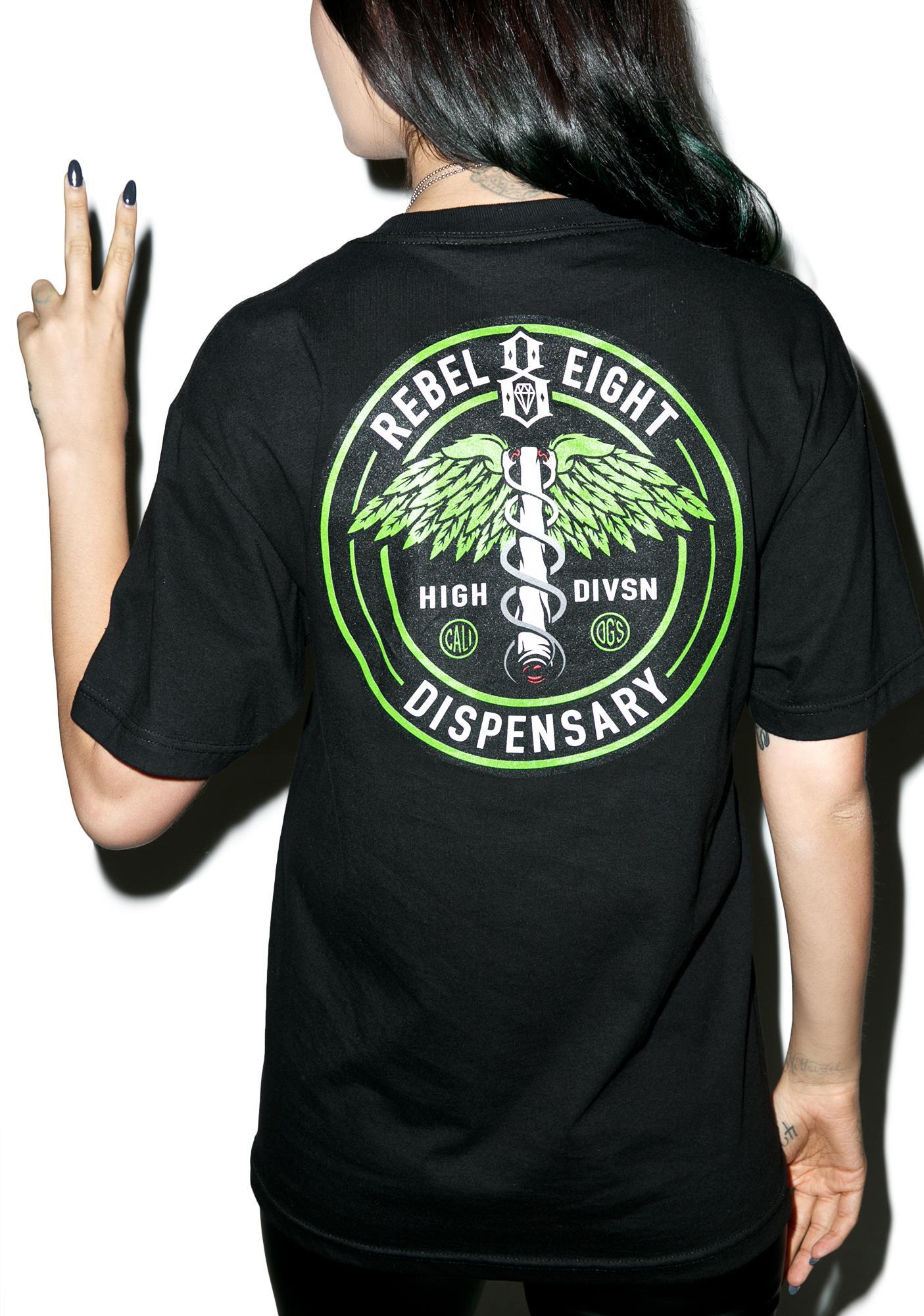 Rebel8 High Division Tee
