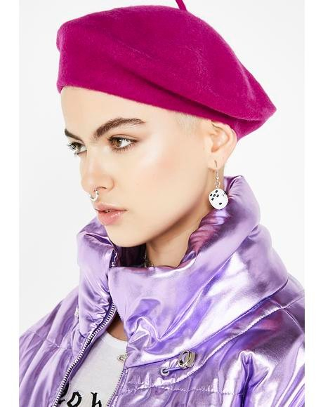 Freak Le Chic Wool Beret