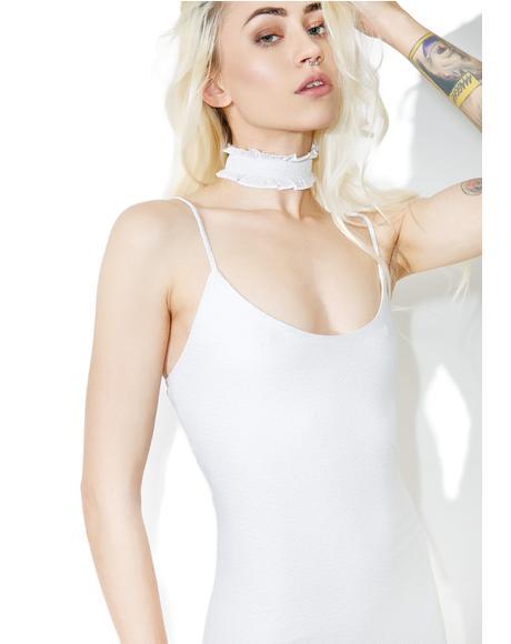 Angelic Stop 'N Stare Slip Dress