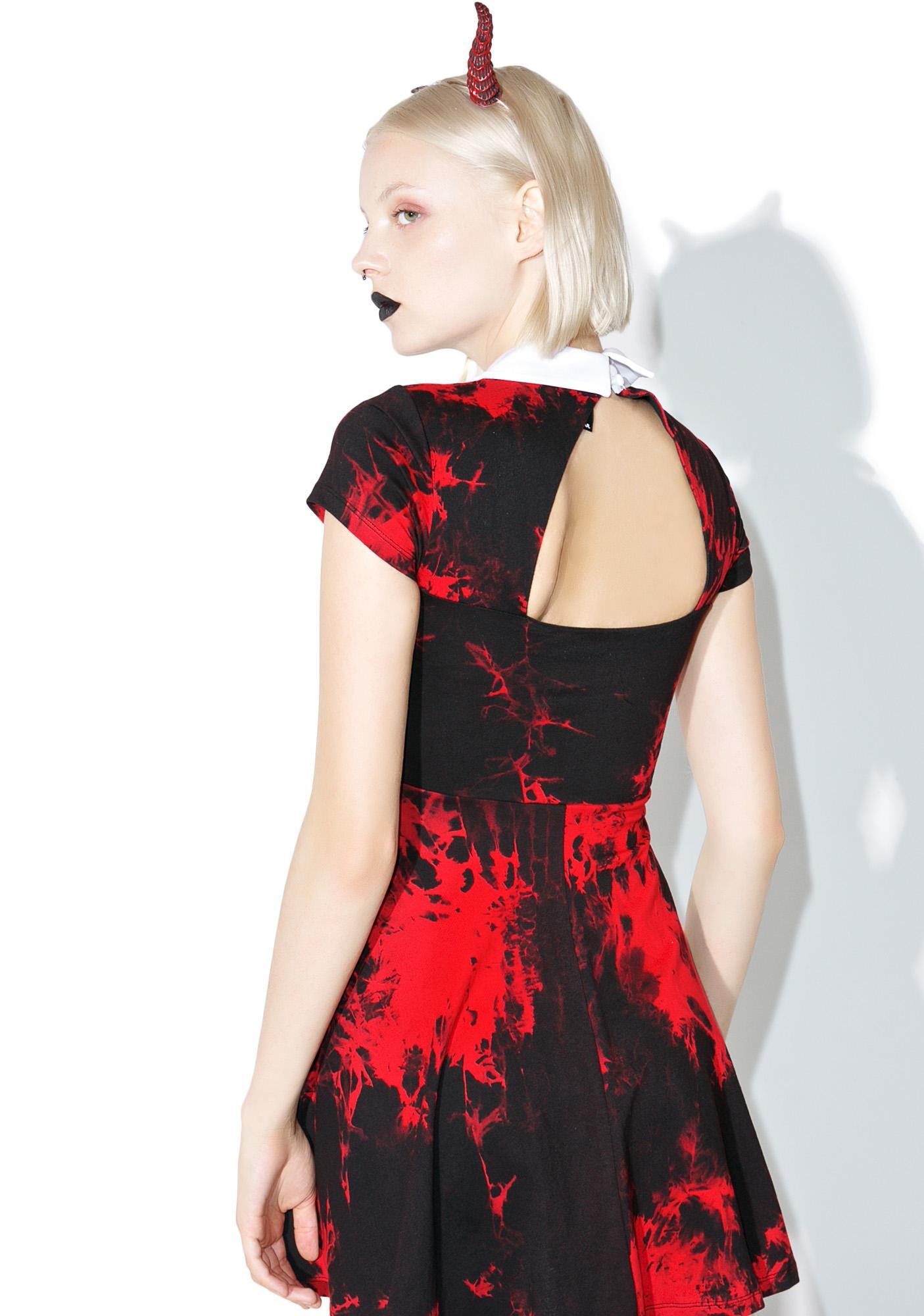 Killstar Dye Fast Kindred Dress