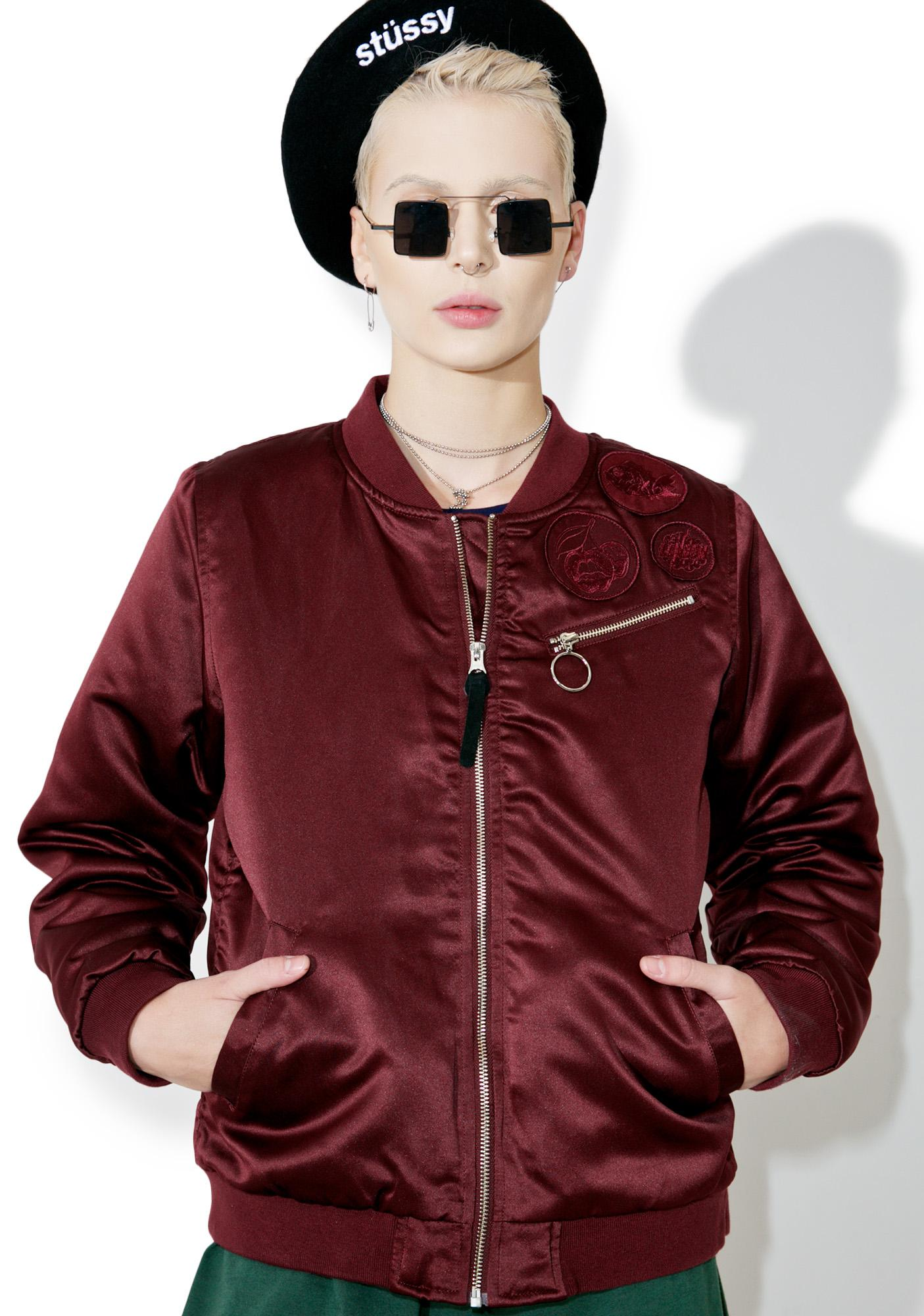 Stussy Jodie Bomber Jacket