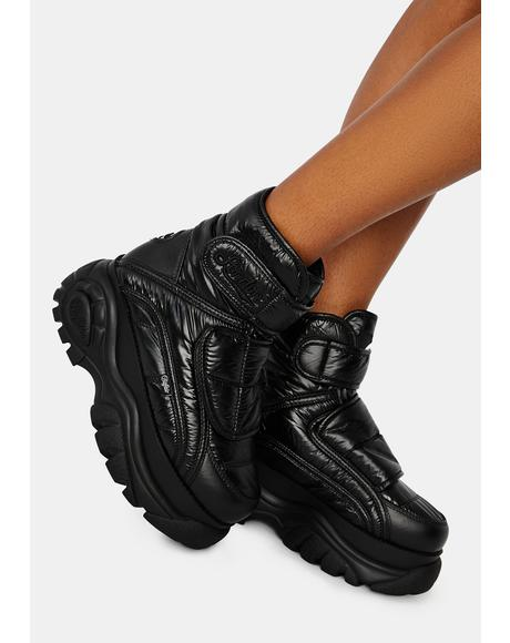 Puffer Platform Boots