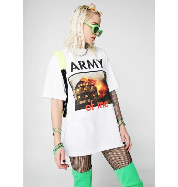 Pleasures Army Of Me T-Shirt