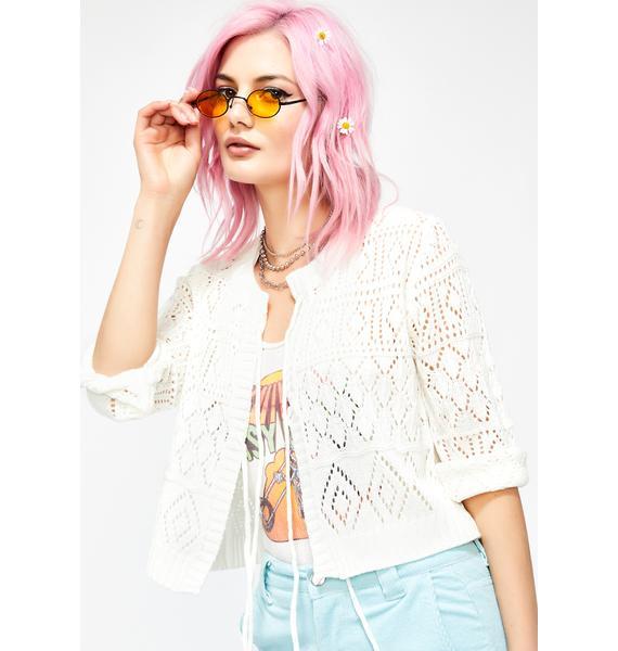 Indie Girl Crochet Sweater