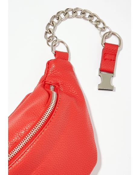 Blood Money Chain Bag