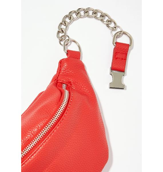 Blood Money Chain Bag