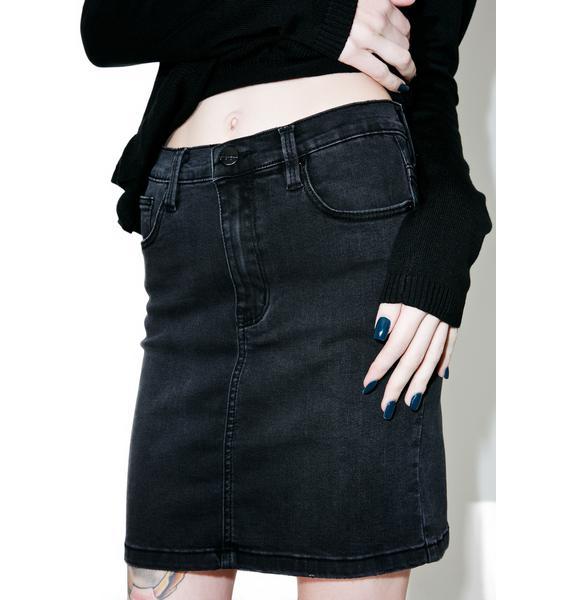 Zee Gee Why Meet My Mum High Waist Skirt