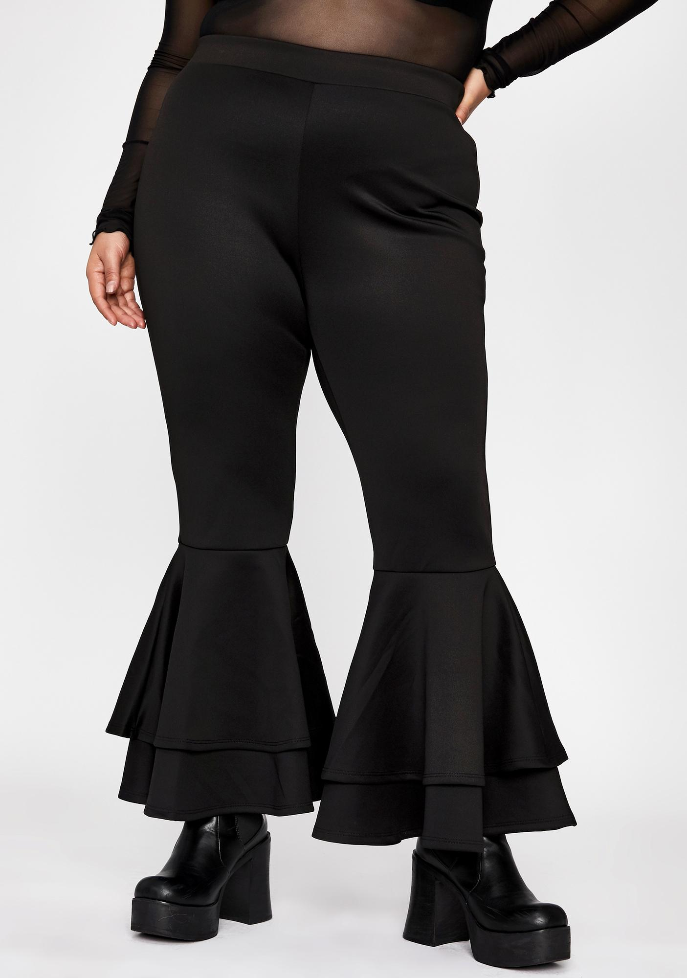 Fearless Finesse Bell Bottom Flares