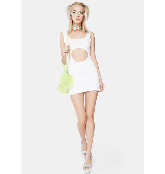 Ivy Berlin Leeloo Cut Out Dress