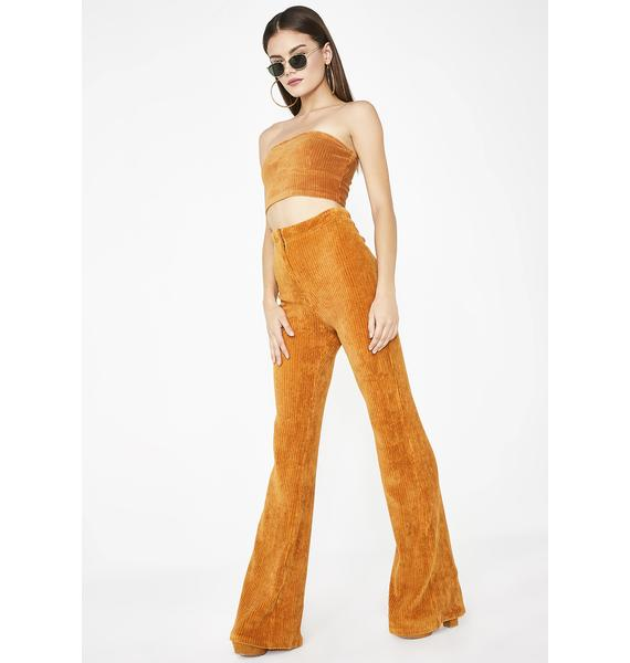 Simple Life Corduroy Pants