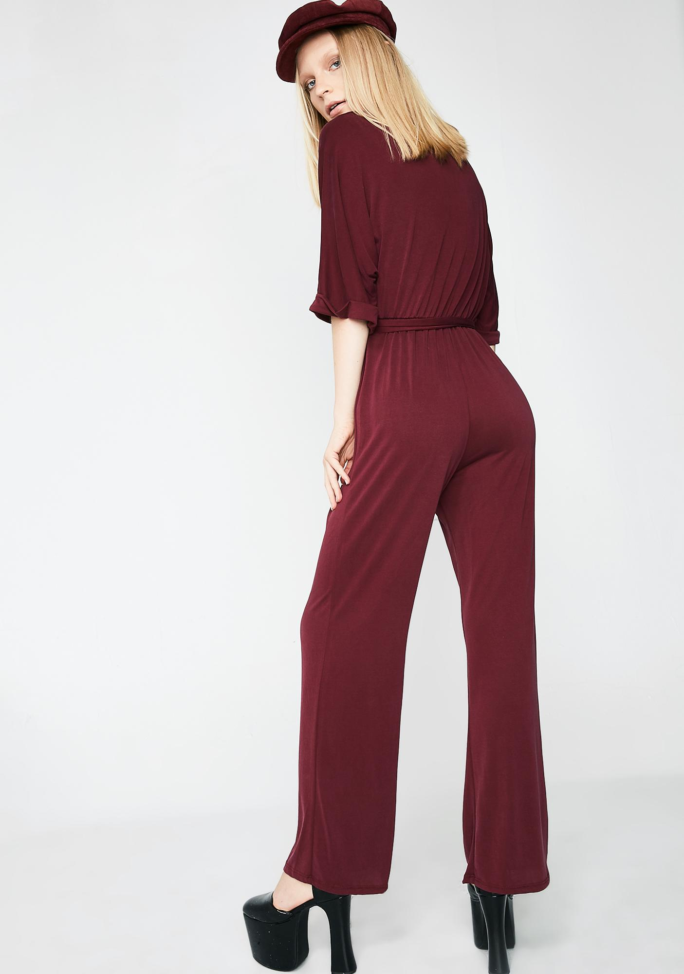 Call Me Later Jumpsuit