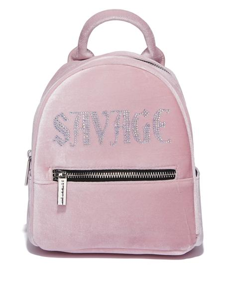 Savage Velvet Backpack