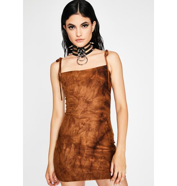 Down N' Dirty Mini Dress