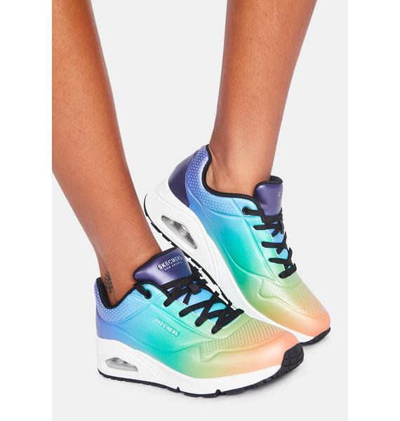 Skechers Spectrum Stand On Air Uno Sneakers